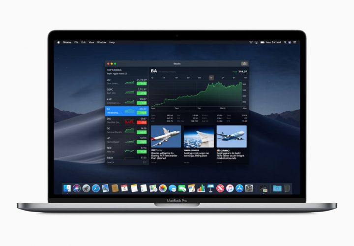Mojave: All new Mac Operating Software – 10.14