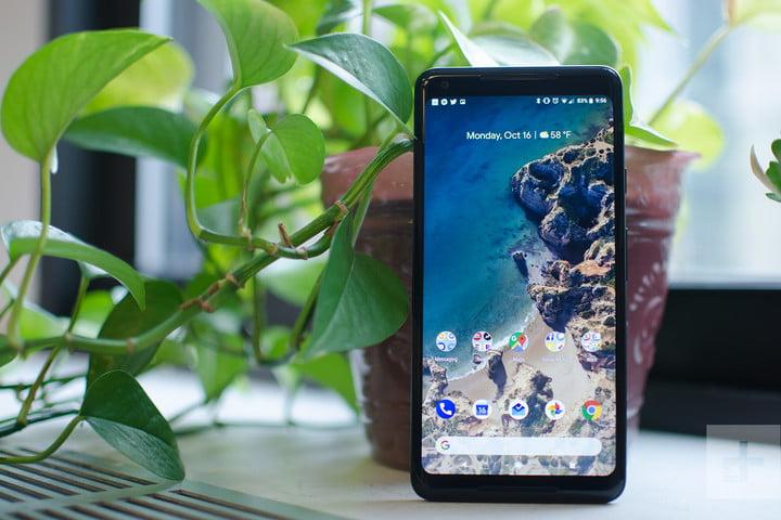 google pixel 2 XL gaming phone 720 x 48
