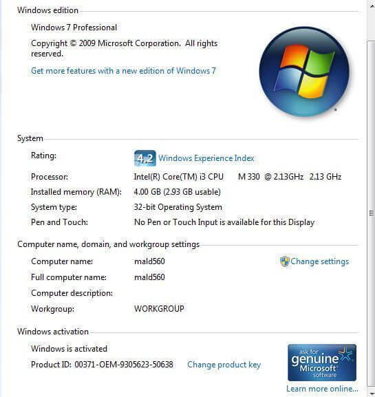 Windows 10 free upgrade win 7 activated