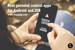 best parental app