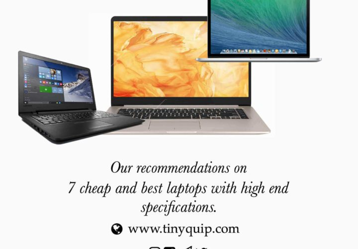 Cheap And Best Laptops For Everyday Use