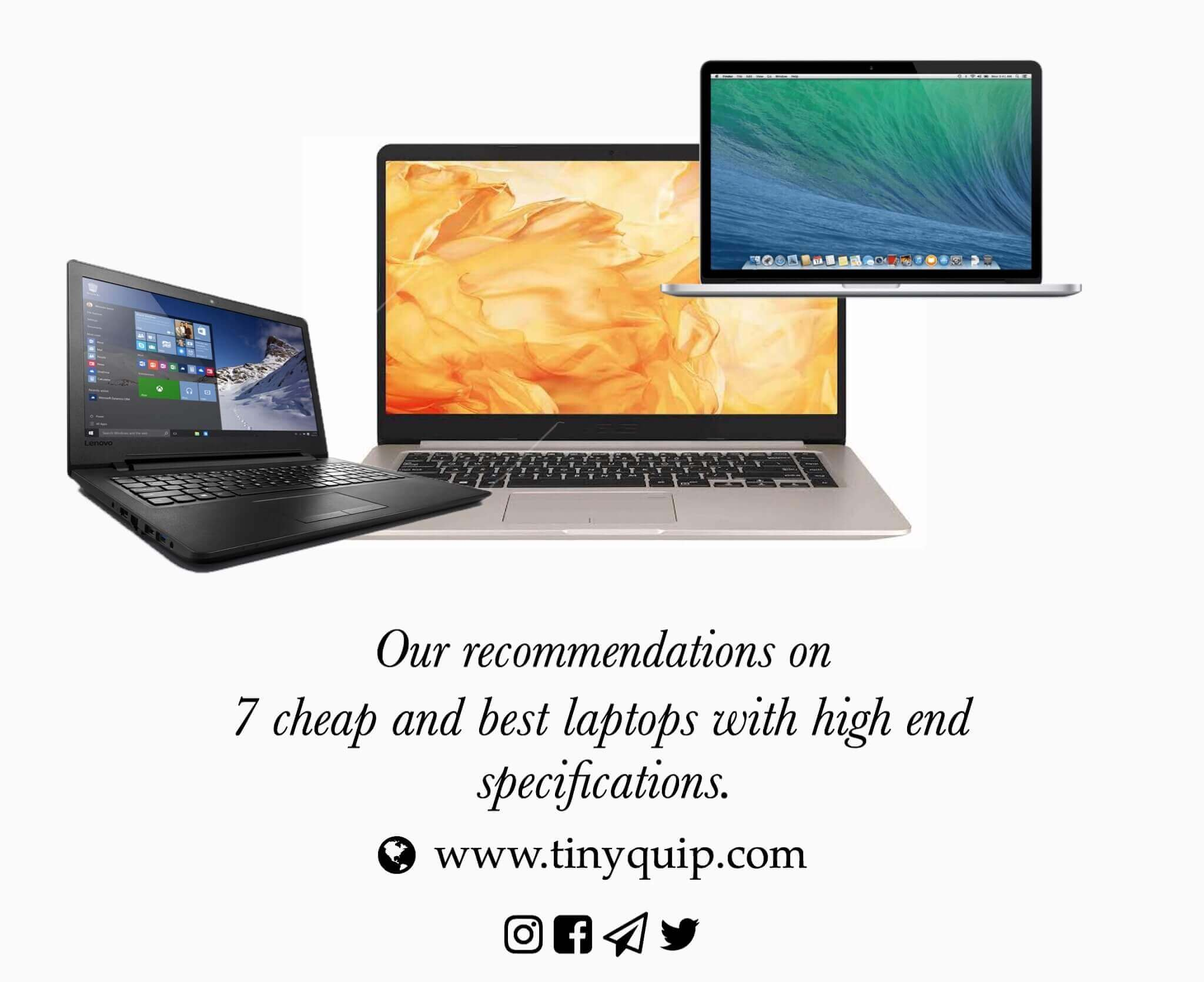 buy cheap and best laptops