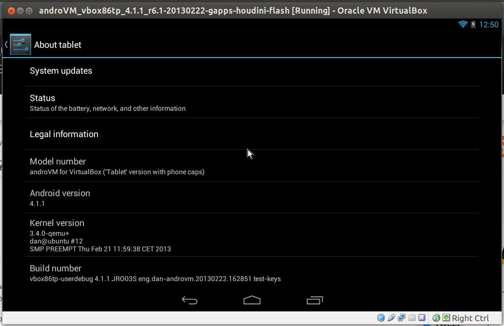 3 best Linux Android Emulators for android app developing