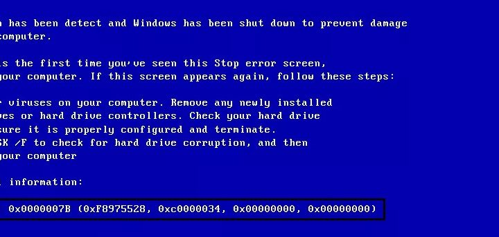 How To Fix Blue Screen Of Death? Avoid BSoD using these tips.