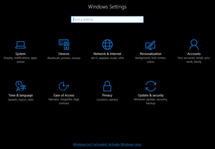 Enable Dark Mode on your Windows 10