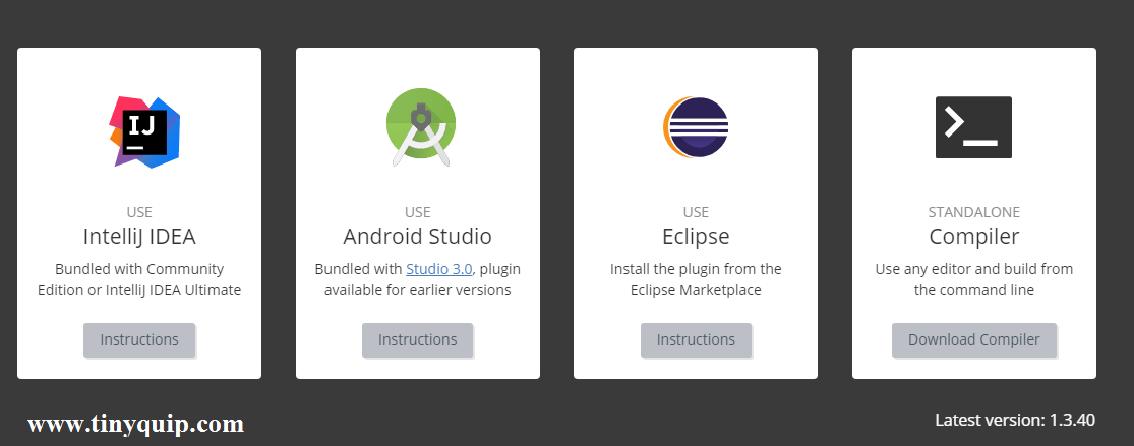 best app development language