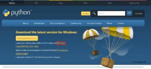 python installer windows