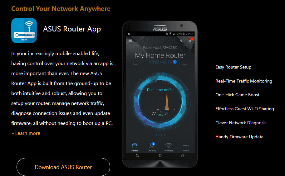 router with vpn