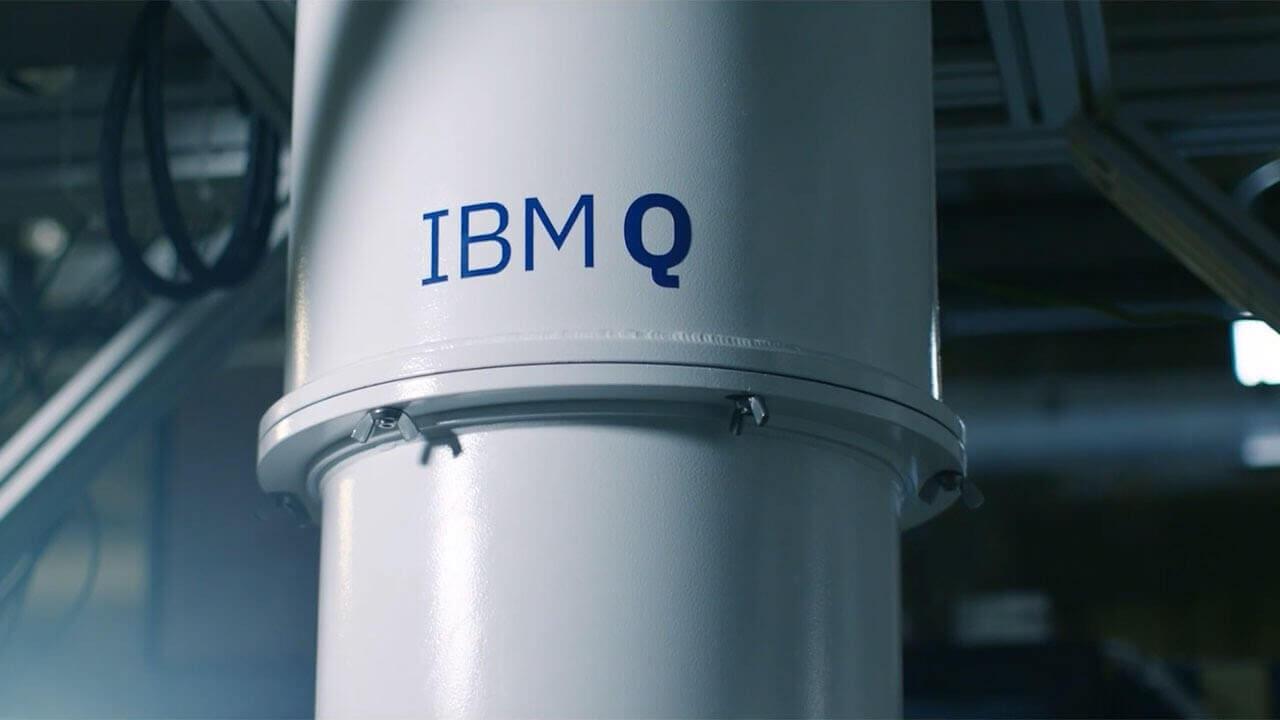 Quantum computer by IBM