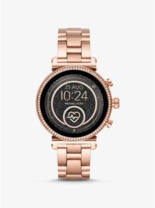 branded smart watch for women