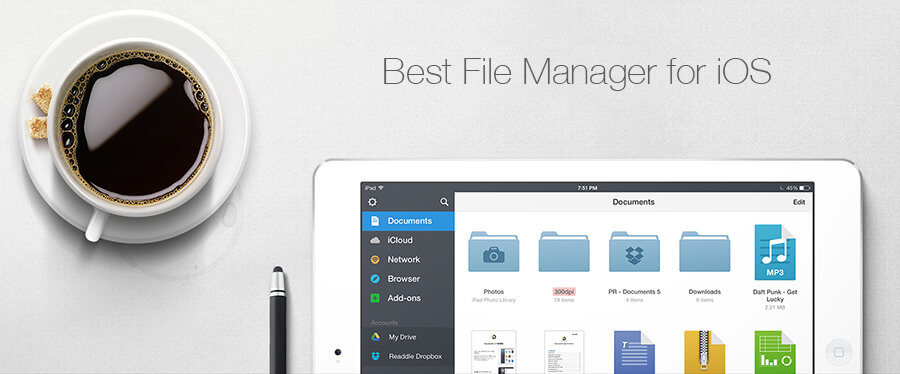 Three Best File Managers For Iphone