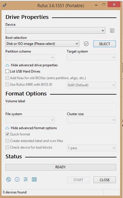 windows 10 on usb bootable