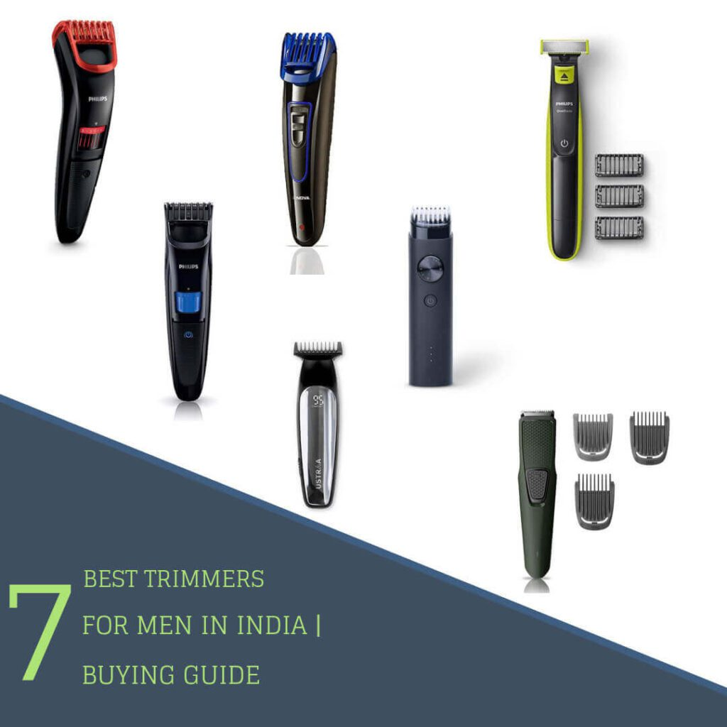 best trimmers for mens