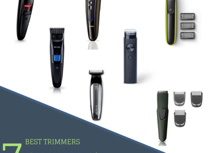 Beard Care and Buying Guide on Trimmers for Men