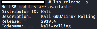 linux version check