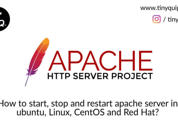 How to Start, Stop and Restart Apache Ubuntu – Apache2