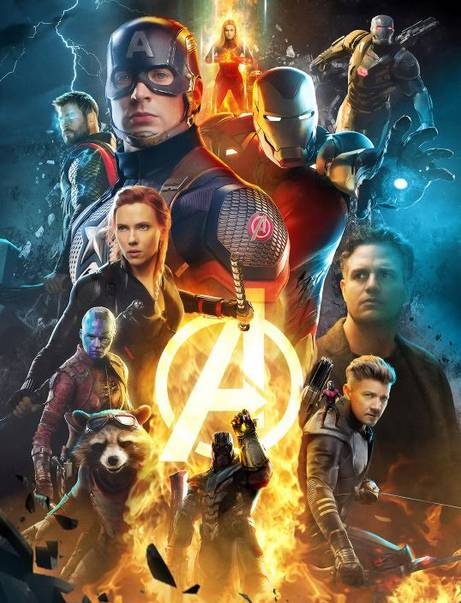 marvel movies in order of release on disney plus