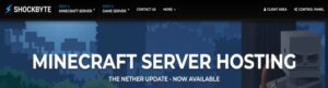 Cheap Minecraft Server