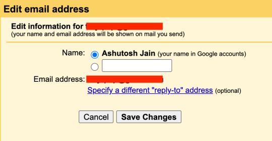 gmail name change