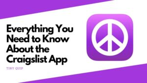 craigslist app for android and iPhone